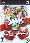 Capa The Sims 2 Edição de Natal (2006)
