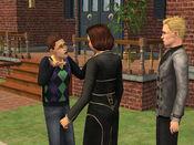 Família Cortês The Sims 2 (álbum de fotos) 1