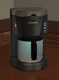 Cafeteira 'Expresso Esperto'