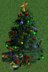 Árvore de Natal TS