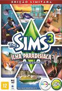 Packshot The Sims 3 Ilha Paradisíaca