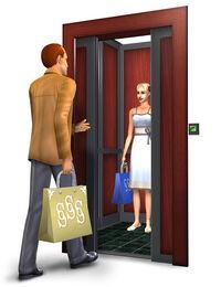 The Sims 2 H&M Fashion