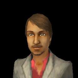 Antônio Montez (The Sims 2)