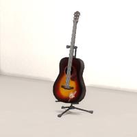Guitarra Autografada por Lenda de Rock