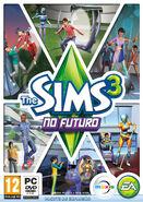 Packshot The Sims 3 No Futuro