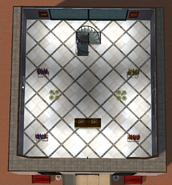 Vestuário Freya, terceiro andar