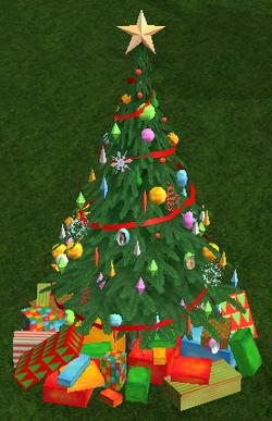 Árvore de Natal TS2