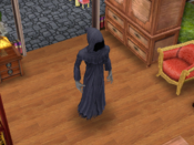 Dona Morte (The Sims JogueGrátis)