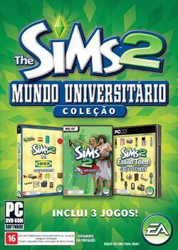 The Sims 2 Coleção Mundo Universitário