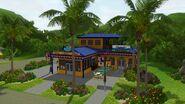 Lanchonete Isla Paradiso