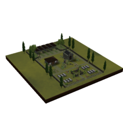 Cemitério da Encosta Leste