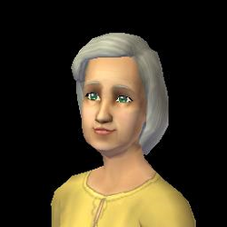 Fátima Simovitch (The Sims 2)