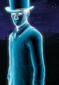 Palhaço Triste Fantasma
