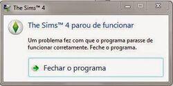 Impacto de jogo The Sims 4
