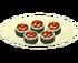 Tortinhas de Frutas