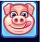 Traço animal Porquinho