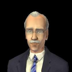 Gusmão Caixão (The Sims 2)