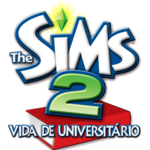 Logo The Sims 2 Vida de Universitário
