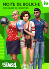 Capa The Sims 4 Noite de Boliche