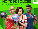 The Sims 4: Noite de Boliche