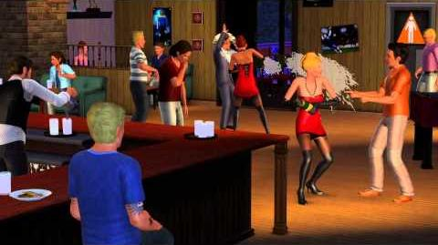 Os Sims 3 Gerações - Trailer