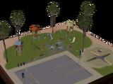 Parque e parquinho Vista do Rio