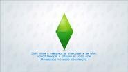 Nova tela de carregamento (The Sims 4)