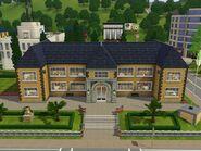 Escola Comunitária Para Crianças Talentosas