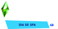 The Sims 4 - Dia de Spa (Logo)