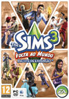 Packshot The Sims 3 Volta ao Mundo