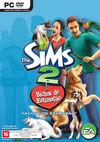Capa The Sims 2 Bichos de Estimação