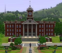 Prefeitura (The Sims 3)