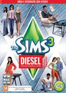 Packshot The Sims 3 Diesel