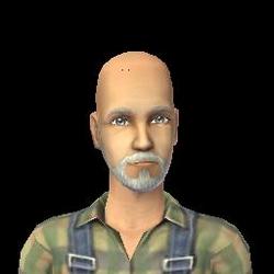 Roberto Novato (The Sims 2)