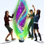 The Sims 4 Render 10