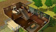 Casa do Junquilho, primeiro andar