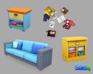 The Sims 4 - VeF (Conceito 3)