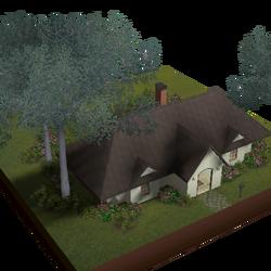 Cabana de Palha