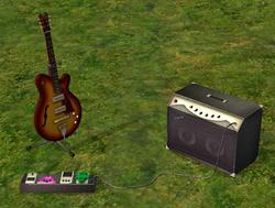 Guitarra SuperFluxo Anti-UV