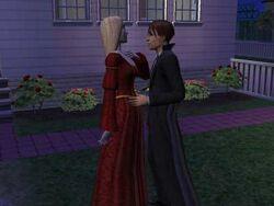 Sims 2 vampiro