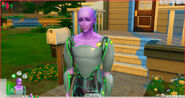 The Sims 4 - Alien (02)