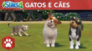 The Sims 4 Gatos e Cães Trailer Oficial de Lançamento