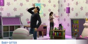 Carreira Baby-sitter