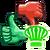 Carreira Crítico - Crítico de Comida (ícone)