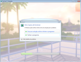 Impacto de jogo The Sims 3