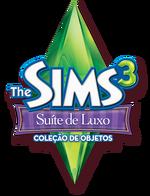 Logo The Sims 3 Suíte de Luxo