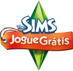 Logo The Sims JogueGrátis