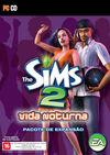 Capa The Sims 2 Vida Noturna