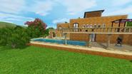 Casa del Sol (Área da Piscina)