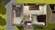 Casa do Trevo, segundo andar